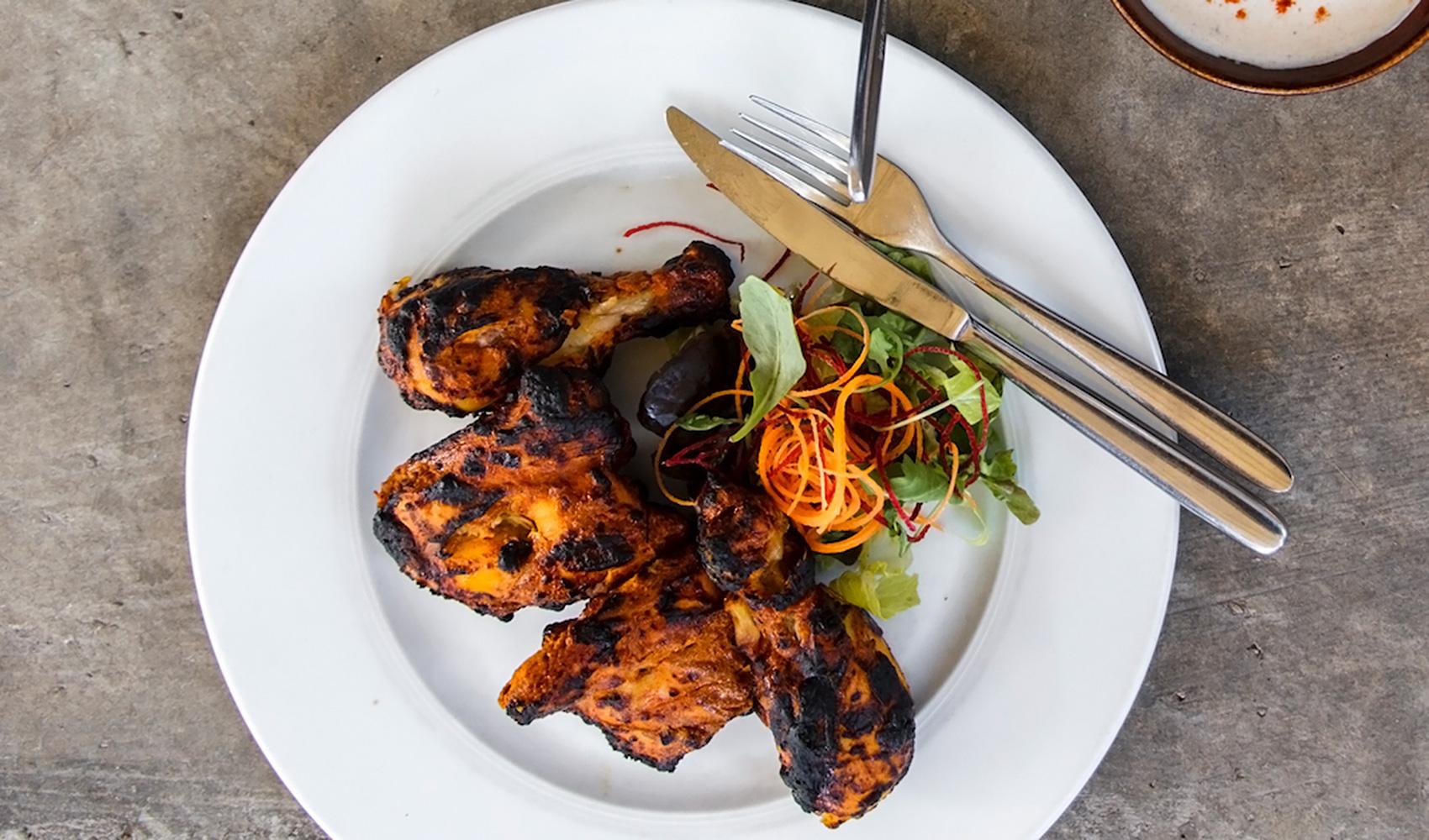 plato pollo